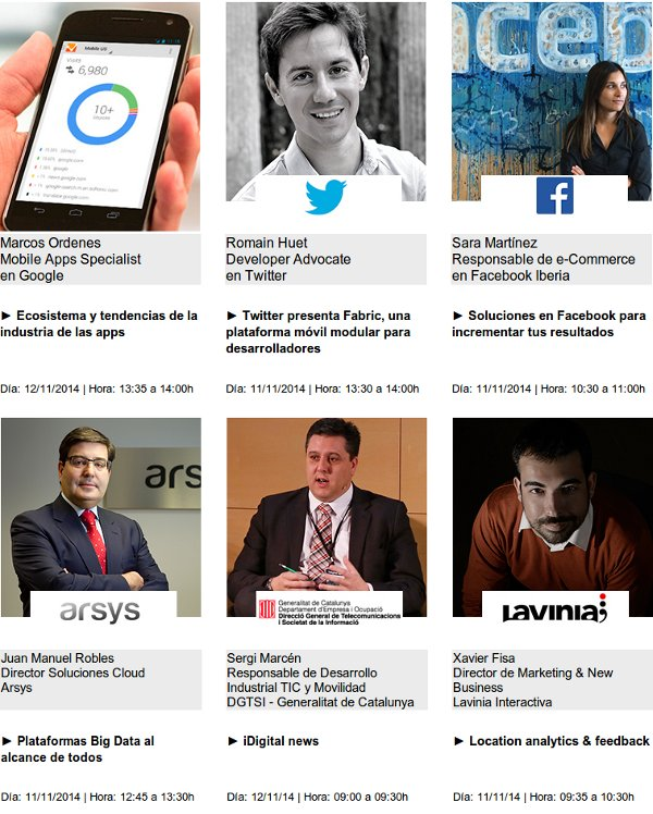 Bdigital Apps 2014