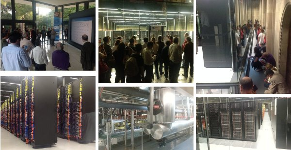 Visita ATI Barcelona Supercomputing Center