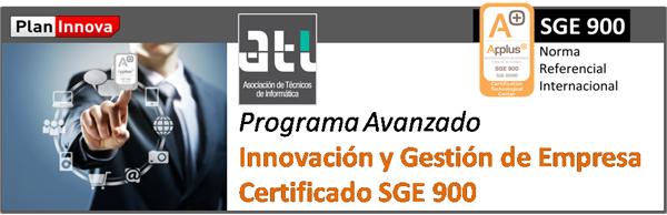 certificación SGE 900