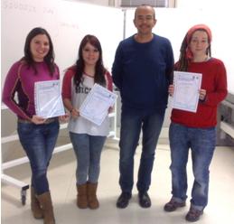 Formación ECDL para mujeres jóvenes