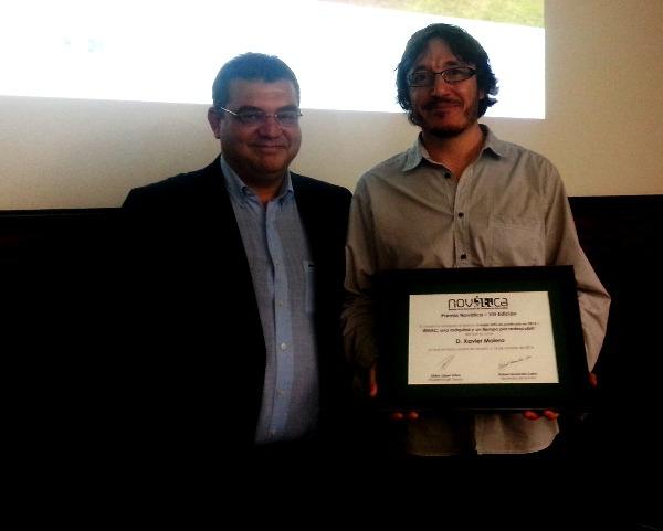 Entrega VIII Premio Novática