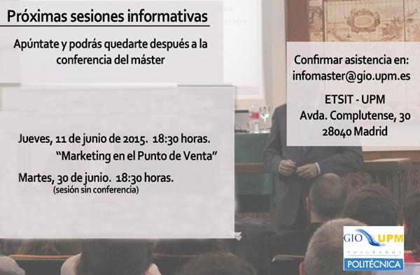 gio - upm sesiones informativas